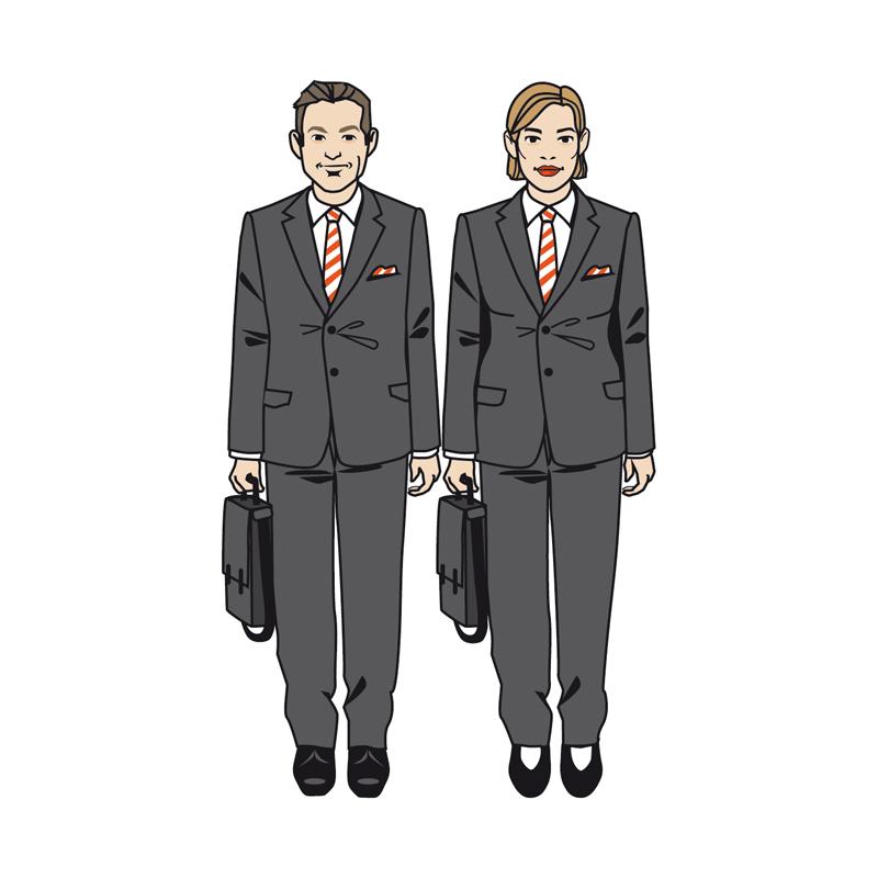 Harvard Business Manager Sylvia Wolf Illustrationen